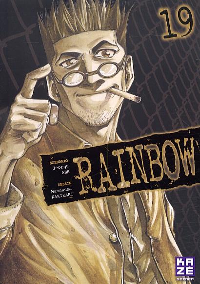 Rainbow - 2nd édition T19, manga chez Kazé manga de Abe, Kakizaki