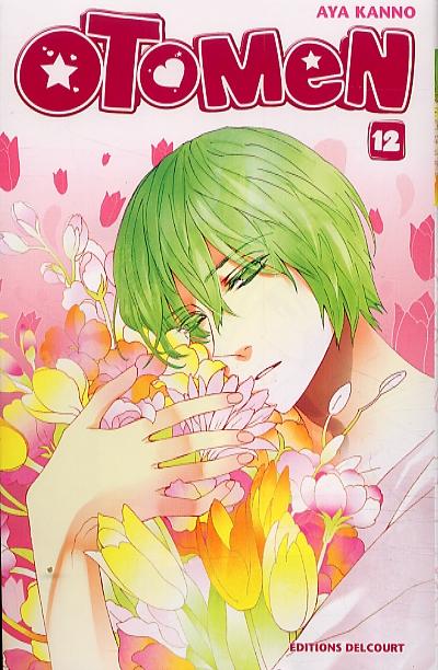 Otomen T12, manga chez Delcourt de Kanno