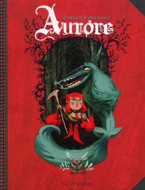 Aurore, bd chez Soleil de Fernandez