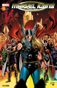 Marvel Icons - Hors série T1 : Ragnarok (0), comics chez Panini Comics de Berman, Oeming, Di Vito, Villari, Epting