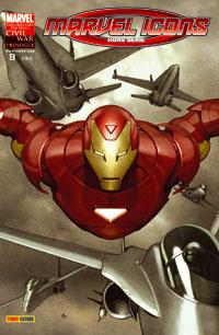 Marvel Icons - Hors série T9 : Programme exécution (0), comics chez Panini Comics de Knauf, Knauf, Zircher, Fabela, Granov