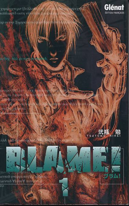 Blame ! – Edition simple, T1, manga chez Glénat de Nihei