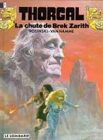 Thorgal T6 : La Chute de Brek Zarith (0), bd chez Le Lombard de Van Hamme, Rosinski