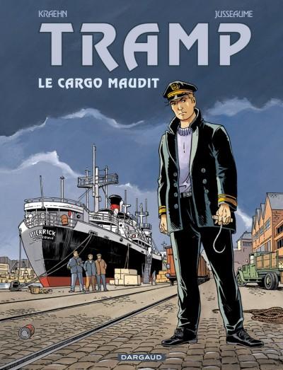 Tramp T10 : Le cargot maudit (0), bd chez Dargaud de Kraehn, Jusseaume