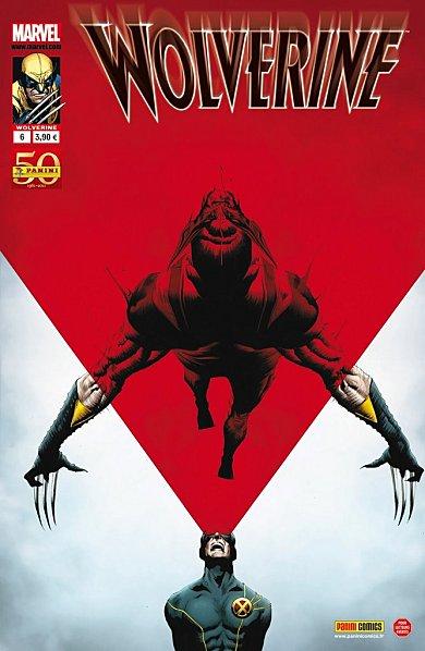 Wolverine (revue) – Revue V 2, T6 : Cible Mystique : repos final (0), comics chez Panini Comics de Aaron, Acuña, Lee