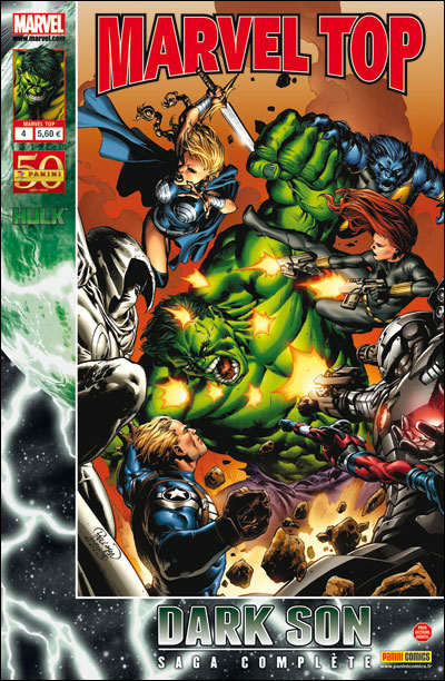 Marvel Top T4 : L'autre fils (0), comics chez Panini Comics de Pak, Kitson, Raney, Milla, Rauch, Pagulayan