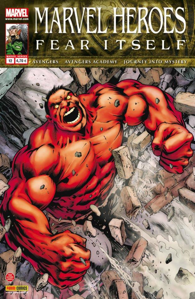 Marvel Heroes – Revue V 3, T12 : En quête de rédemption (0), comics chez Panini Comics de Gage, Gillen, Bendis, Braithwaite, Romita Jr, Chen, White, Cox, Arreola, Davis