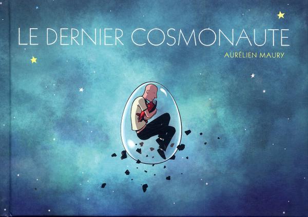 Le Dernier Cosmonaute, bd chez Tanibis de Maury