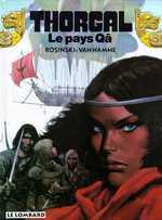 Thorgal T10 : Le pays Qâ (0), bd chez Le Lombard de Van Hamme, Rosinski