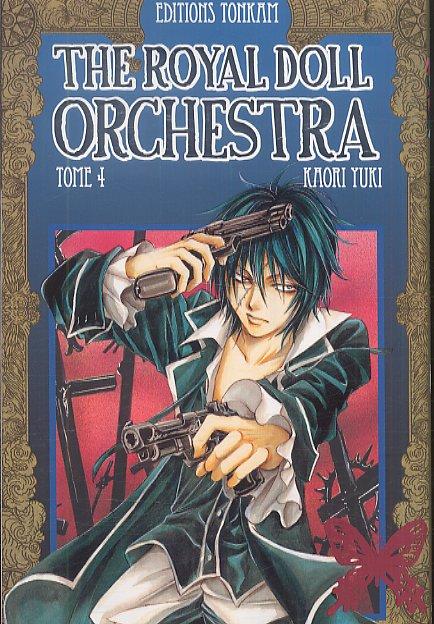 The royal doll orchestra T4, manga chez Tonkam de Yuki