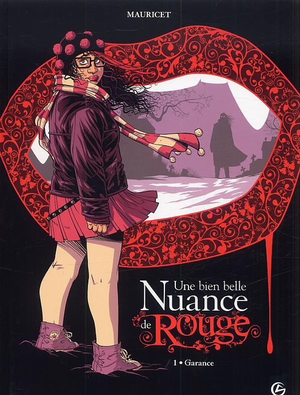 Une Bien belle nuance de rouge T1 : Garance (0), bd chez Bamboo de Mauricet
