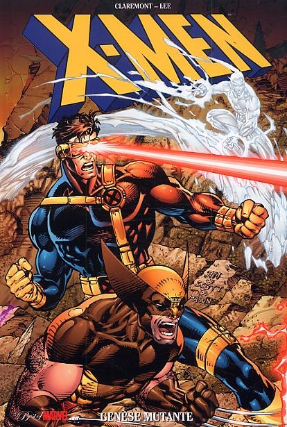 X-Men : Genèse mutante (0), comics chez Panini Comics de Lee, Lobdell, Byrne, Claremont, Rosas