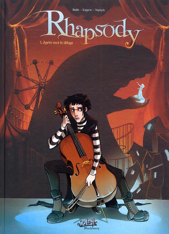 Rhapsody T1 : Après moi, le déluge (0), bd chez Soleil de Rutile, Kappou, Nephyla