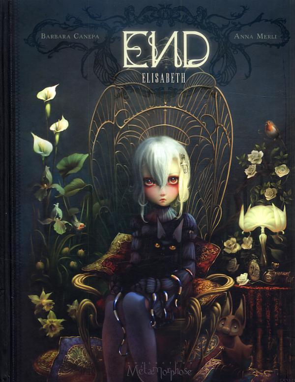 End T1 : Elisabeth (0), bd chez Soleil de Canepa, Merli