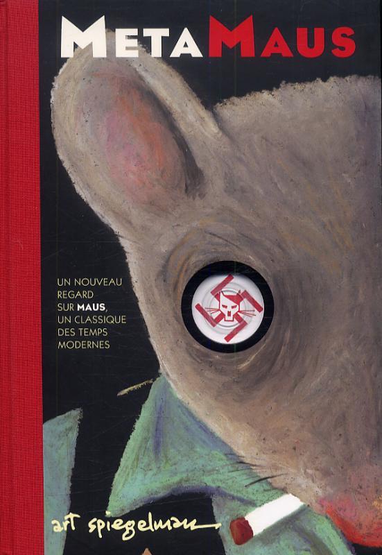 MetaMaus, comics chez Flammarion de Spiegelman