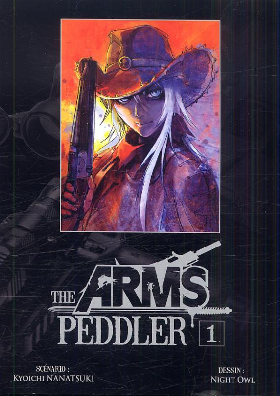 The Arms Peddler T1, manga chez Ki-oon de Nanatsuki , Night Owl