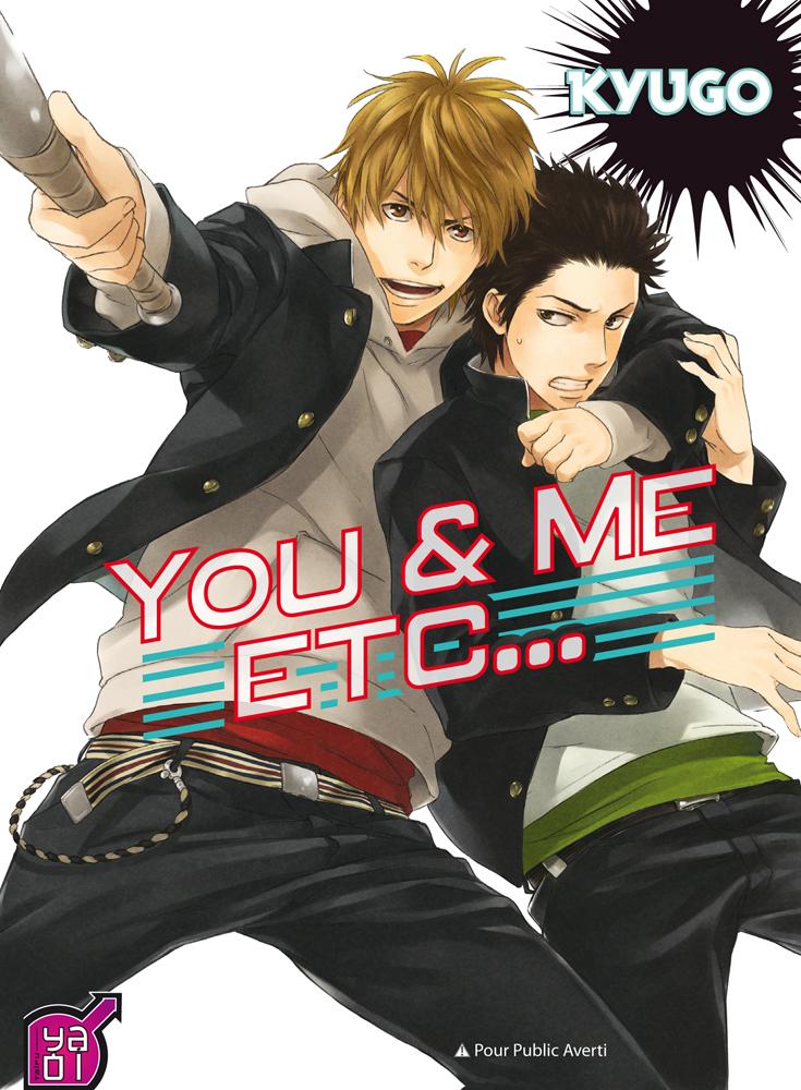 You & me etc…, manga chez Taïfu comics de Kyugo