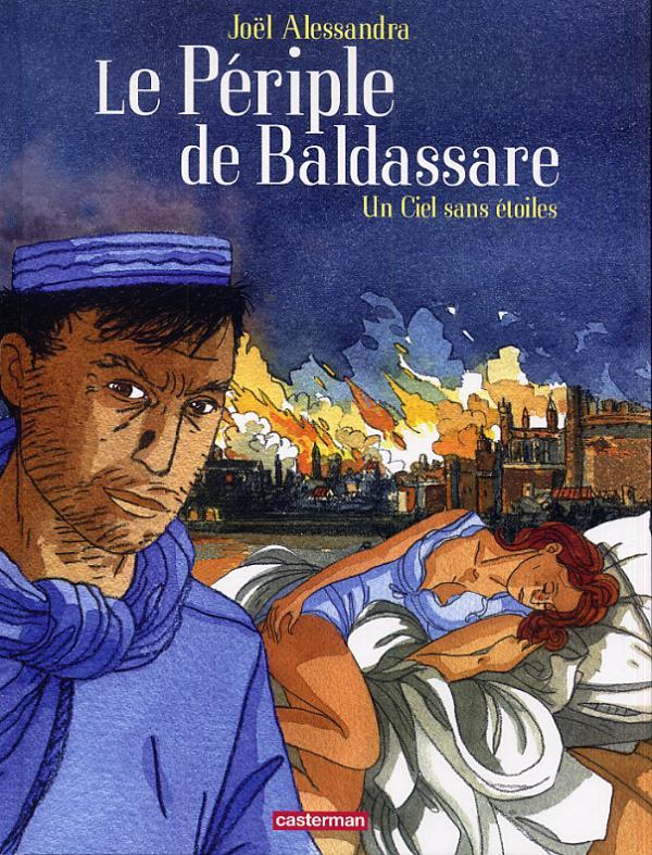 Le Périple de Baldassare T2 : Un ciel sans étoile (0), bd chez Casterman de Maalouf, Alessandra