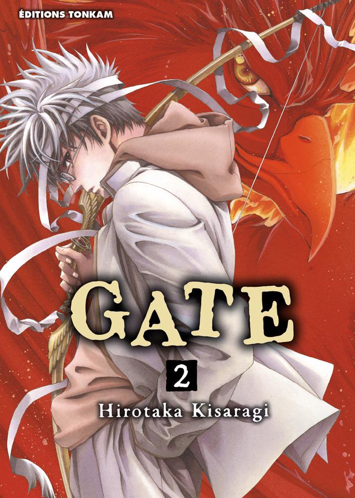 Gate T2, manga chez Tonkam de Kisaragi