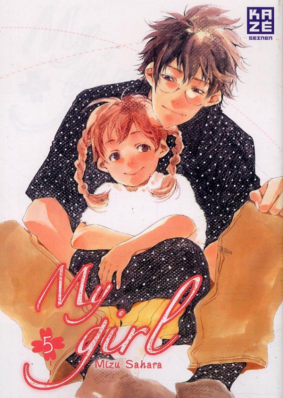 My girl  T5, manga chez Kazé manga de Sahara