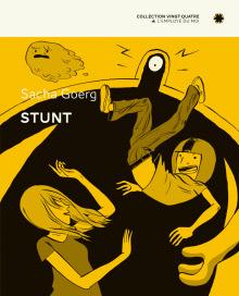 Stunt, bd chez L'employé du moi de Goerg