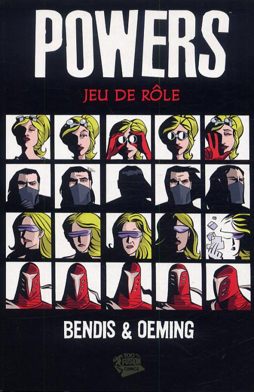 Powers – 2ème édition - Panini Comics, T2 : Jeu de rôle (0), comics chez Panini Comics de Bendis, Oeming, Garrahy