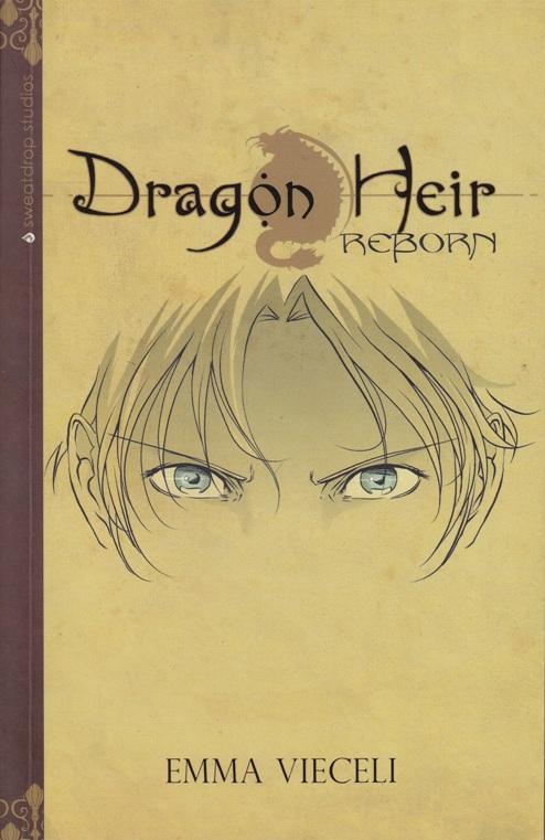 Dragon Heir - reborn T1, manga chez Aaltaïr de Vieceli