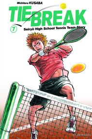 Tie break T7 : , manga chez Soleil de Kusaba