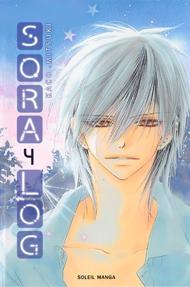 Sora log T4, manga chez Soleil de Mitsuki