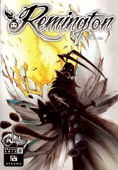 Remington T8 : Le Dofus de Calypso (4/4) (0), comics chez Ankama de Elrico, Hérenguel, Kim, Mengozzi, Marcora, Jonoo