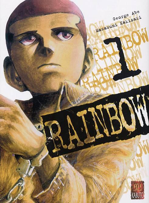 Rainbow T1, manga chez SeeBD de Abe, Kakizaki