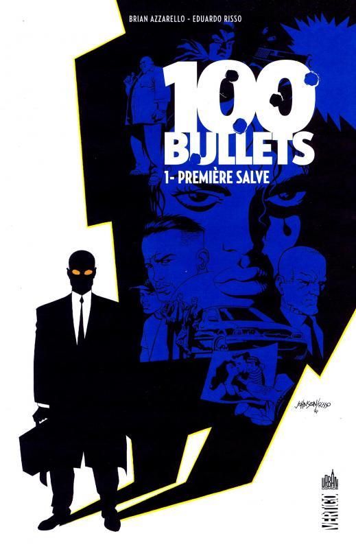 100 Bullets – Edition Hardcover, T1 : Première salve (0), comics chez Urban Comics de Azzarello, Risso, Goleash, Johnson
