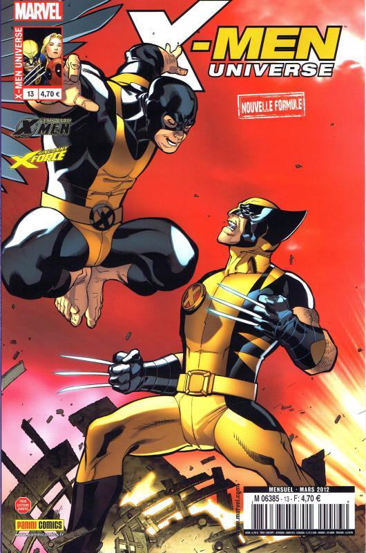 X-Men Universe – Revue V 1, T13 : Le tueur parmi nous (0), comics chez Panini Comics de Way, Remender, Yost, Talajic, Bradshaw, Elson, Tan, Medina, Gracia, Mounts, Rosenberg, Quintana
