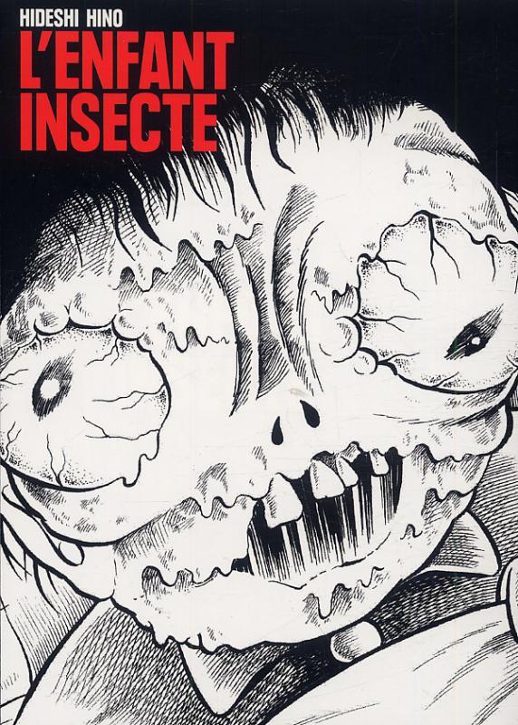 L'enfant insecte, manga chez IMHO de Hino