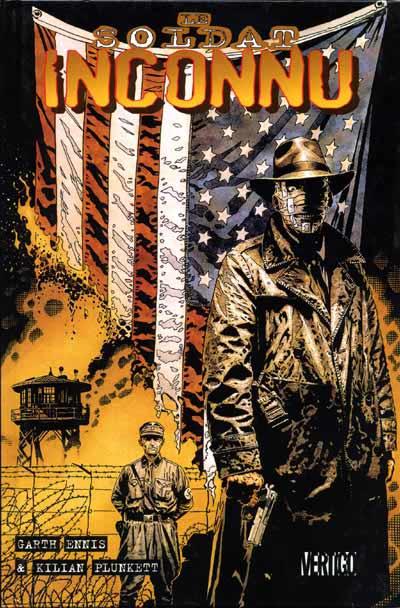 Le Soldat Inconnu, comics chez Le Téméraire de Ennis, Plunkett, Sinclair, Bradstreet