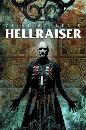 Hellraiser T1 : A la poursuite de la chair (0), comics chez French Eyes de Monfette, Barker, Thomson, Manco, Bellaire, Kirchoff, Bradstreet