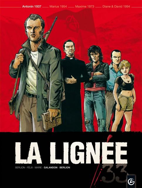 La Lignée T1 : Antonin - 1937 (0), bd chez Bamboo de Galandon, Marie, Félix, Berlion, Smulkowski