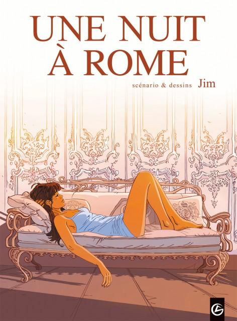 Une Nuit à Rome – cycle 1, T1, bd chez Bamboo de Jim, Delphine