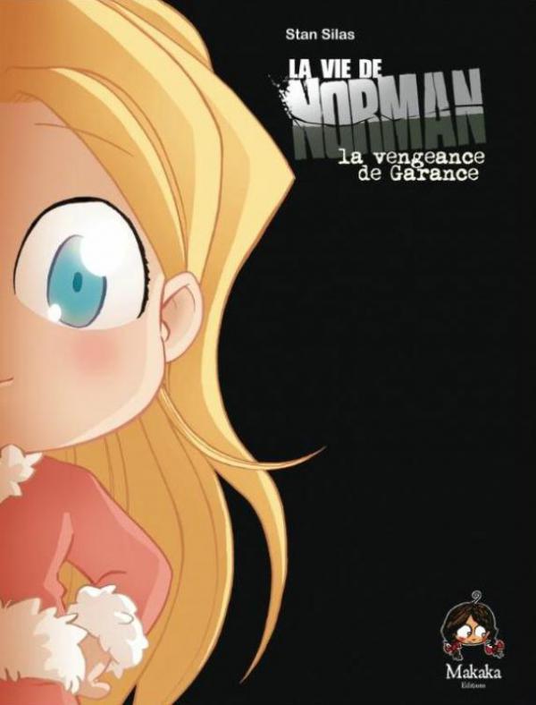 La Vie de Norman T3, bd chez Makaka éditions de Silas