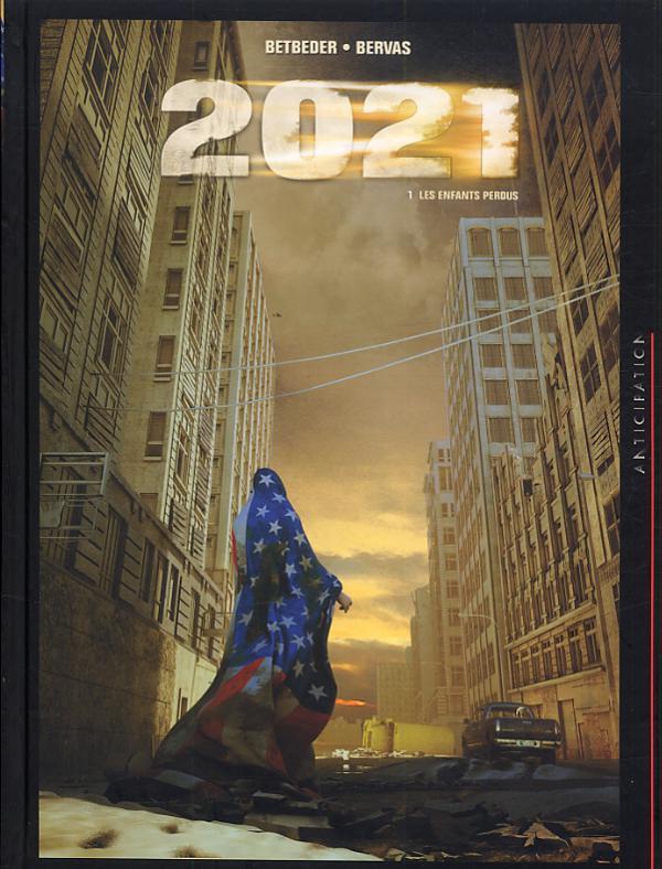 2021 T1 : Les enfants perdus (0), bd chez Soleil de Betbeder, Bervas, Rocca