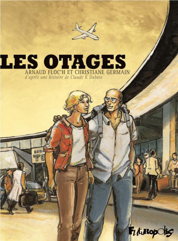 Les Otages, bd chez Futuropolis de Germain, Floc'h