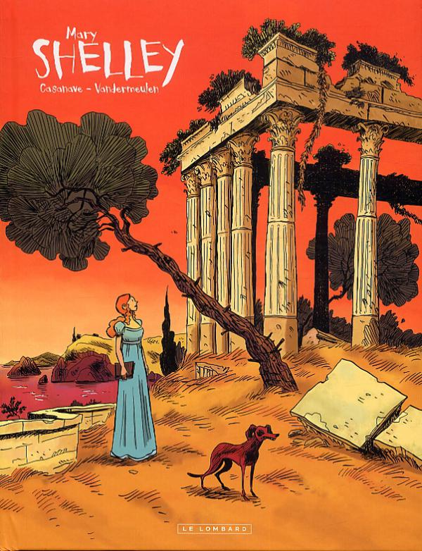Shelley T2 : Mary (0), bd chez Le Lombard de Vandermeulen, Casanave, Larcenet