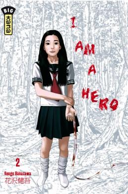 I am a hero T2, manga chez Kana de Hanazawa