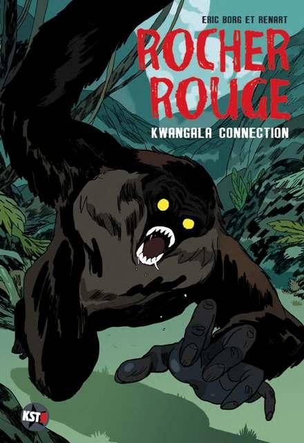 Rocher rouge T2 : Kwangala connection (0), bd chez Casterman de Borg, Renart