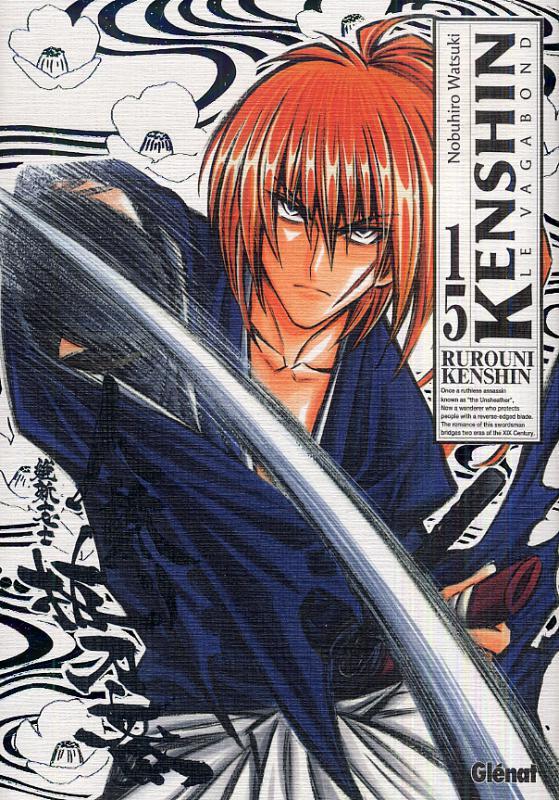 Kenshin le vagabond - ultimate edition T15, manga chez Glénat de Watsuki