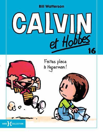 Calvin et Hobbes – Petit format, T16 : Faites place à Hyperman ! (0), comics chez Hors Collection de Watterson