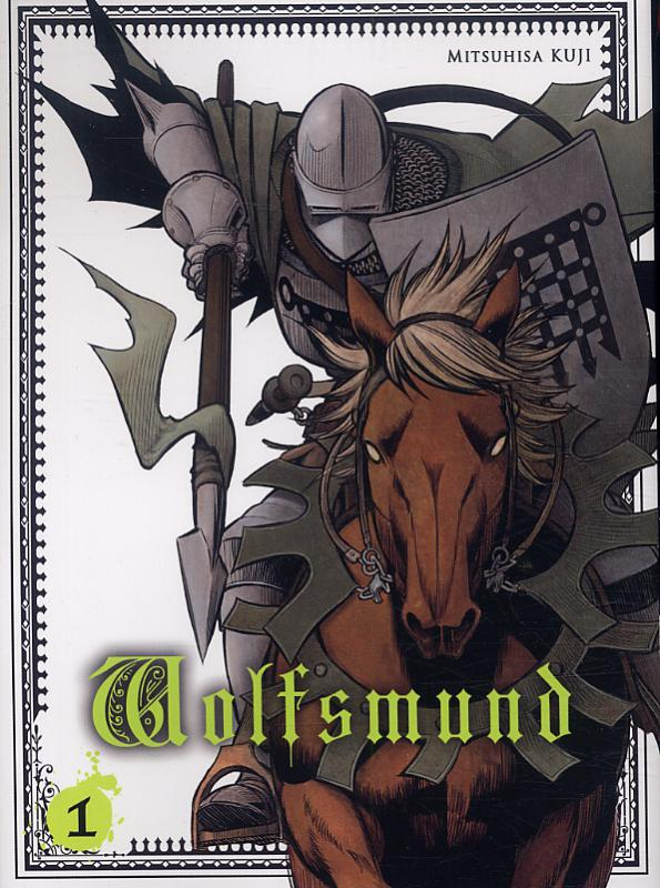 Wolfsmund T1, manga chez Ki-oon de Kuji
