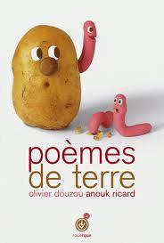 Poèmes de terre, bd chez Rouergue de Ricard
