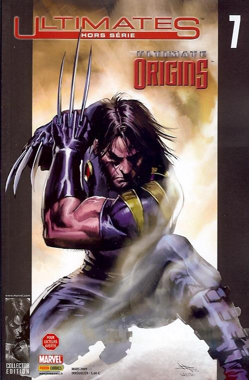 Ultimates – Hors série, T7 : Ultimate Origins (0), comics chez Panini Comics de Bendis, Guice, Ponsor, Dell'otto