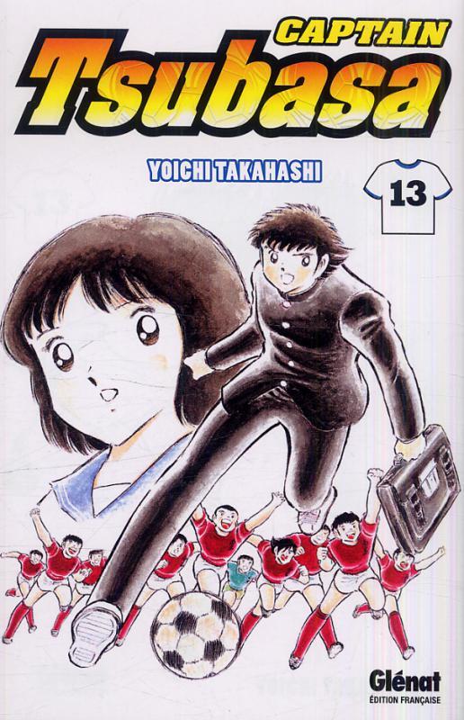 Captain Tsubasa T13, manga chez Glénat de Takahashi